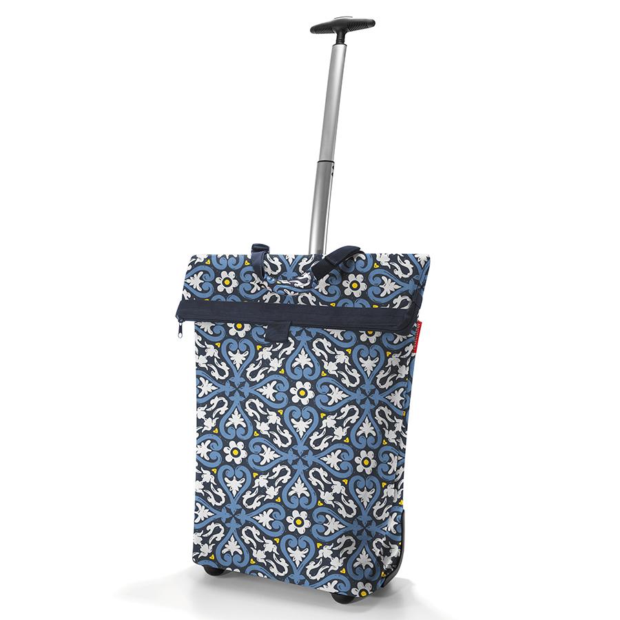 Сумка-тележка Trolley M floral 1